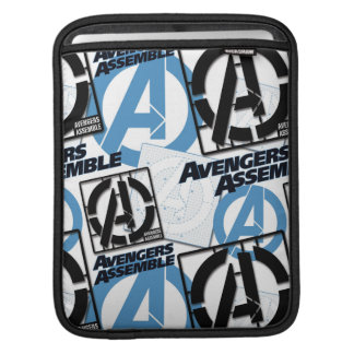 Assemble Pattern Sleeves For iPads