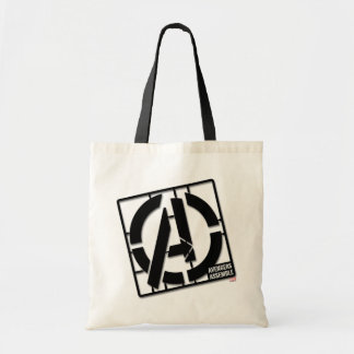 Assemble Pattern Tote Bag