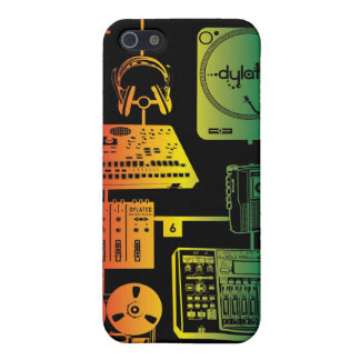 Assemble Your Hustle Reggae iPhone 5 Cases