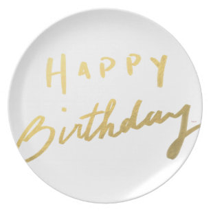 Articles Joyeux Anniversaire Chic De Maison Decoration Zazzle Ca