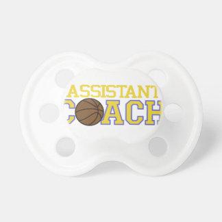Assistant Coach Pacifier