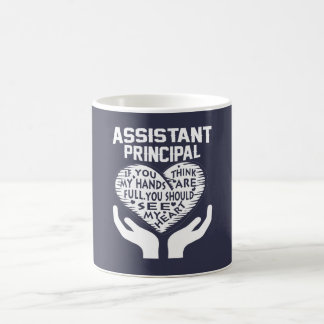 Assistant Principal Coffee Mug