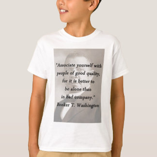 Associate Yourself - Booker T Washington T-Shirt