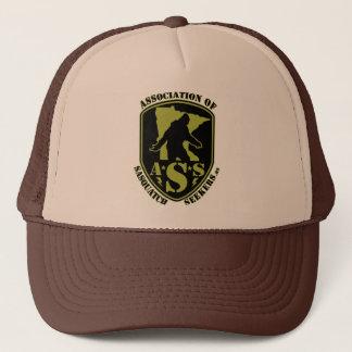 Association of Sasquatch Seekers Trucker Hat