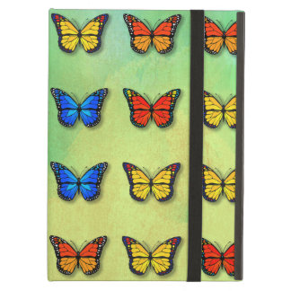 Assorted butterflies pattern cover for iPad air