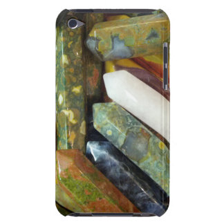 Assorted Chakra Massage Wands iPod Touch Cover
