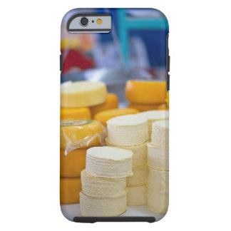 Assorted cheeses tough iPhone 6 case