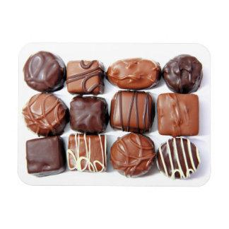 Assorted Chocolates Flexi Magnet