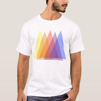 assorted triangles T-Shirt