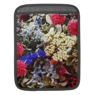 Assortment Of Dried Flowers iPad Sleeve