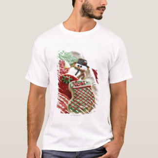 assortment of festive holiday cookies T-Shirt