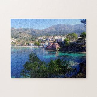 Assos - Kefalonia Jigsaw Puzzle