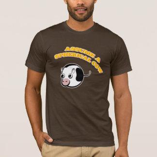 Assume a Spherical Cow T-Shirt