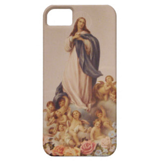 Assumption of the Blessed Virgin Mary iPhone 5 Covers