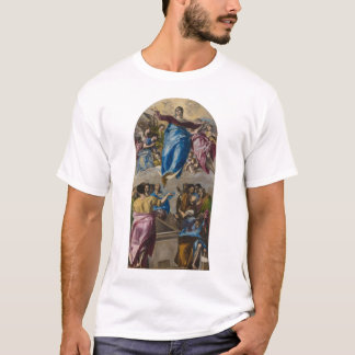 Assumption of the Virgin by El Greco T-Shirt