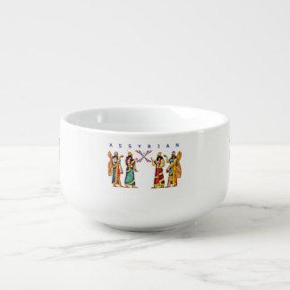Assyrian Annunaki Soup Mug