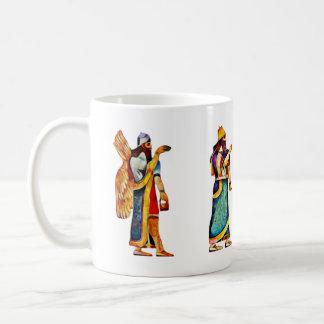 Assyrian Anunnaki Coffee Mug