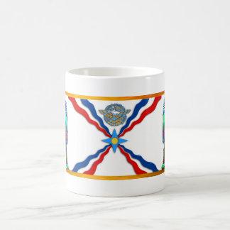 Assyrian Flag mug 1