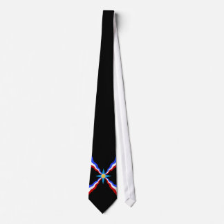Assyrian Flag Tie 2