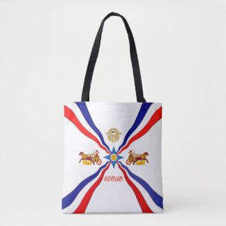 Assyrian Flag Tote