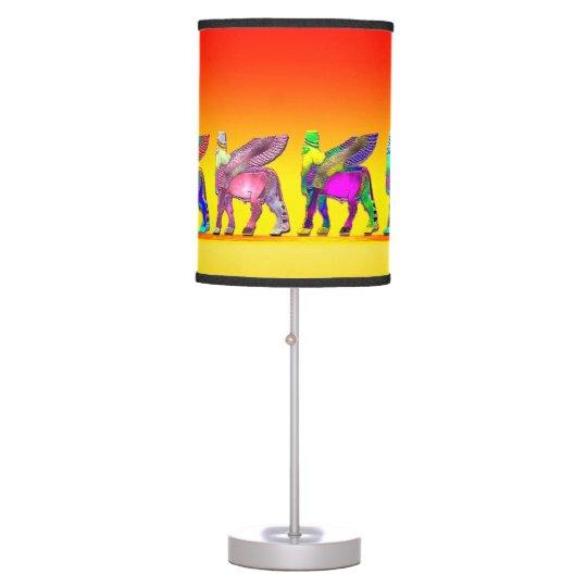 Assyrian lamassu Table Lamp