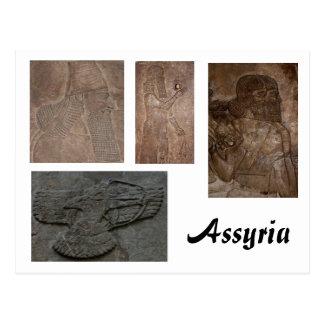 Assyrian Postcard