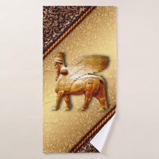 Assyrian Towel Set 9The Golden Lamassu