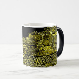 Assyrian Warship Magic Mug