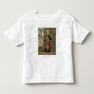 Ast-chi-Bachi, Cook and Officer of the Janissaries Toddler T-shirt