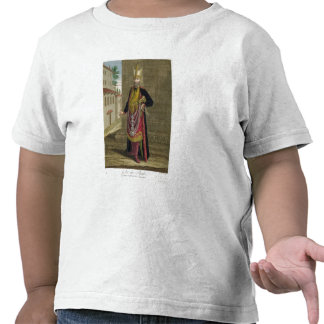 Ast-chi-Bachi, Cook and Officer of the Janissaries Tee Shirts