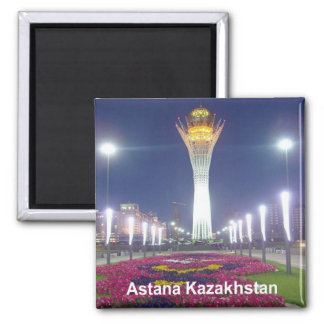 Astana Kazakhstan Travel Souvenir Fridge Magnet
