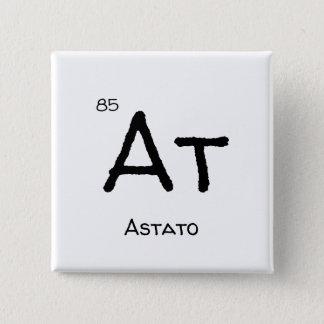 astato 85 2 inch square button