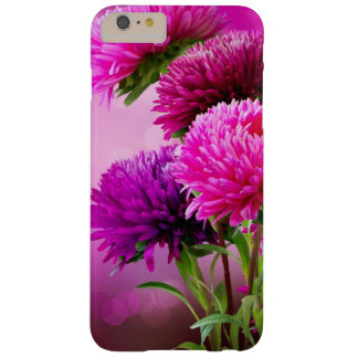 Aster Autumn Flowers Art Design Barely There iPhone 6 Plus Case