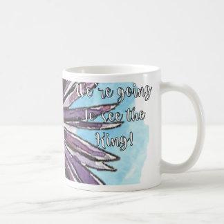 Aster Coffee Mug