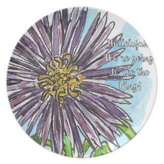 Aster Plate
