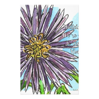 Aster Stationery