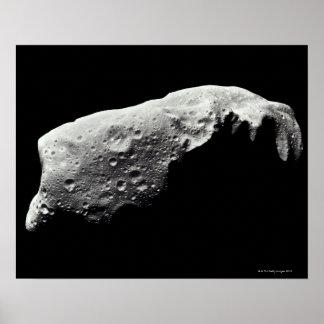 Asteroid 243 Ida Poster