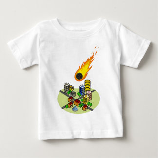 Asteroid Baby T-Shirt
