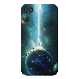 Asteroid Belt iPhone 4/4S Case