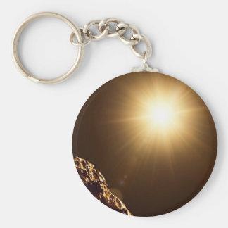 Asteroid Phaeton Basic Round Button Keychain