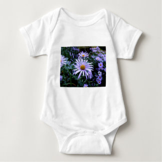 Asters Baby Bodysuit