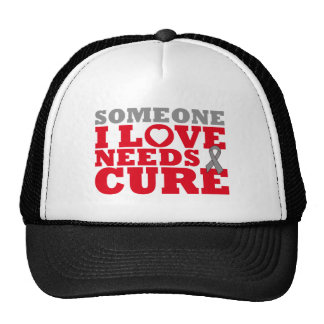 Asthma Someone I Love Needs A Cure Trucker Hats