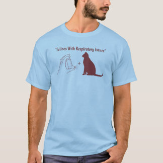 Asthmatic kitty T-Shirt