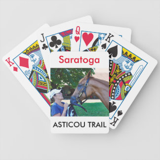 Asticou Trail 2yr-old Bicycle Playing Cards