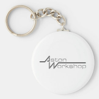 Aston Workshop Keychain