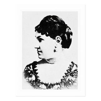 Astor ~ Mrs. William / New York Society Leader Postcard