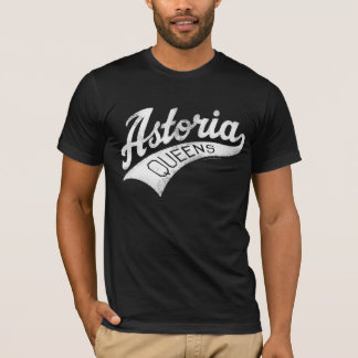 Astoria - Baseball T-Shirt
