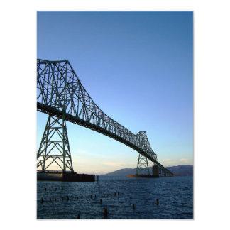 Astoria Bridge Photo Print