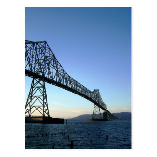 Astoria Bridge Postcard
