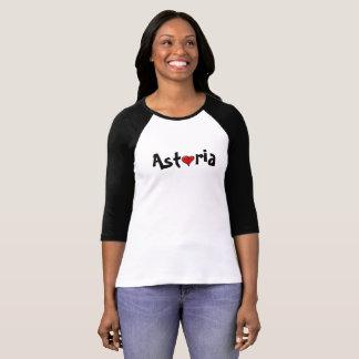 Astoria Heart Queens New York Shirt